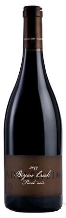 2013 Bryan Creek Vineyard Pinot noir