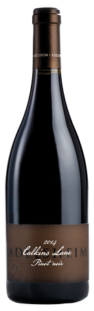 2014 Calkins Lane Vineyard Pinot noir