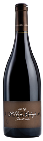 2014 Ribbon Springs Vineyard Pinot noir