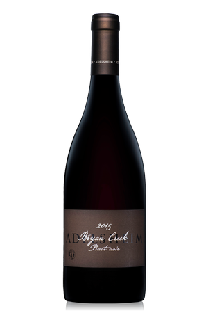2015 Bryan Creek Pinot noir