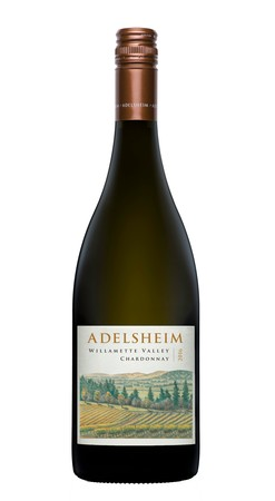 2016 Willamette Valley Chardonnay