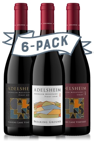 Adelsheim Winter Reds 6-Pack